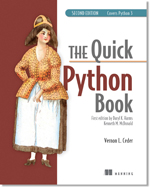 The Quick Python Book, 2nd Ed